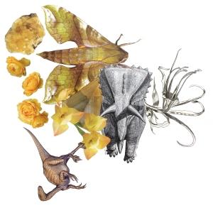 prehistoric yellow